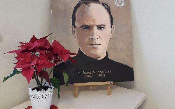 Skupienie z okazji rocznicy śmierci o. Józefa Andrasza SJ
