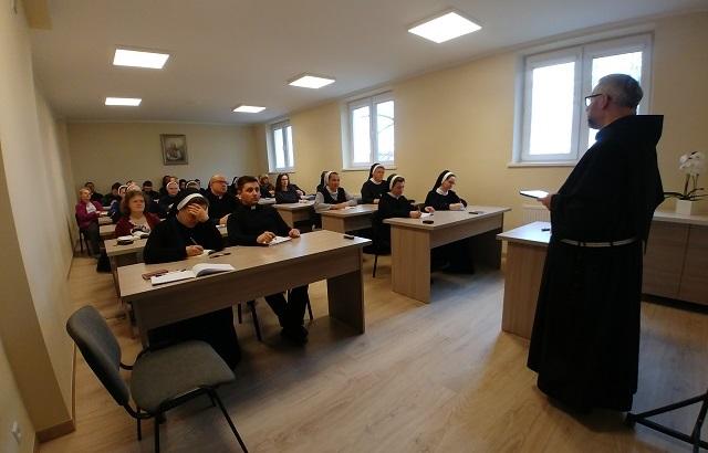 Kurs kierowników duchowych , 15-16 marca 2019 roku