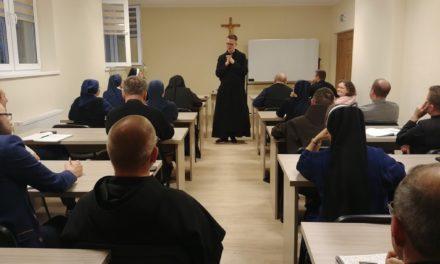 Kurs kierowników duchowych, 26-27 kwietnia 2019 roku