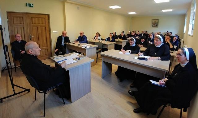 Kurs kierowników duchowych, 17-18 maja 2019 roku