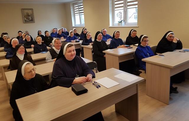 Dni skupienia dla sióstr – prowadzi ks. Wojciech Michniewicz, 5-6 kwietnia 2019 roku