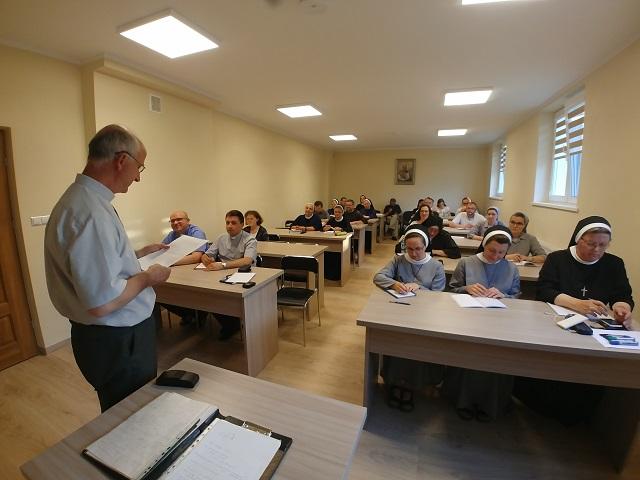 Kurs kierowników duchowych, 14-15 czerwca 2019 roku