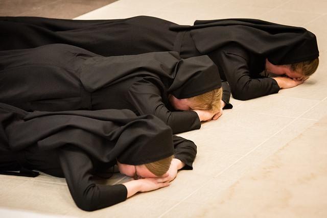 Rekolekcje ignacjańskie dla sióstr zakonnych po 35. roku życia – prowadził o. Krzysztof Dyrek SJ, 16-24 lipca 2019 roku
