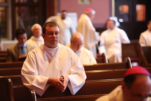 W poszukiwaniu nowego modelu formacji w seminariach duchownych, bp Damian Bryl, ks. Tomasz Trzaskawka