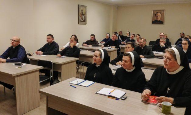 Kurs kierowników duchowych, 13-14 grudnia 2019 roku