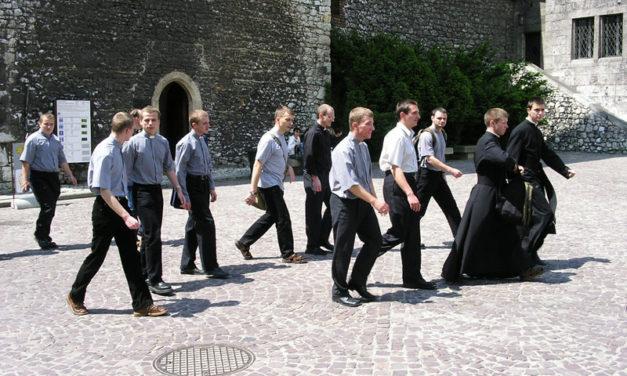Rekolekcje ignacjańskie dla księży po 35. roku życia – prowadził o. Krzysztof Dyrek SJ, 8-15 marca 2020 roku