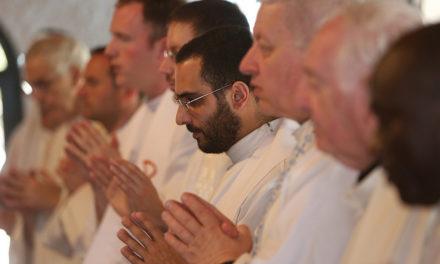 Dni skupienia dla księży – prowadził o. Leon Nieścior OMI, 5-6 maja 2019 roku