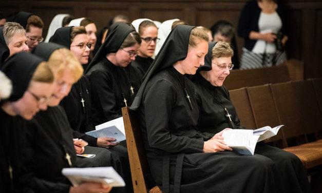 Rekolekcje ignacjańskie dla sióstr zakonnych po 45. roku życia – prowadził o. Krzysztof Dyrek SJ, 16-24 lipca 2019 roku